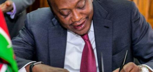 President Uhuru extends countrywide curfew