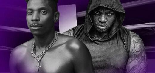 Eric Omondi VS Khaligraph Jones Boxing