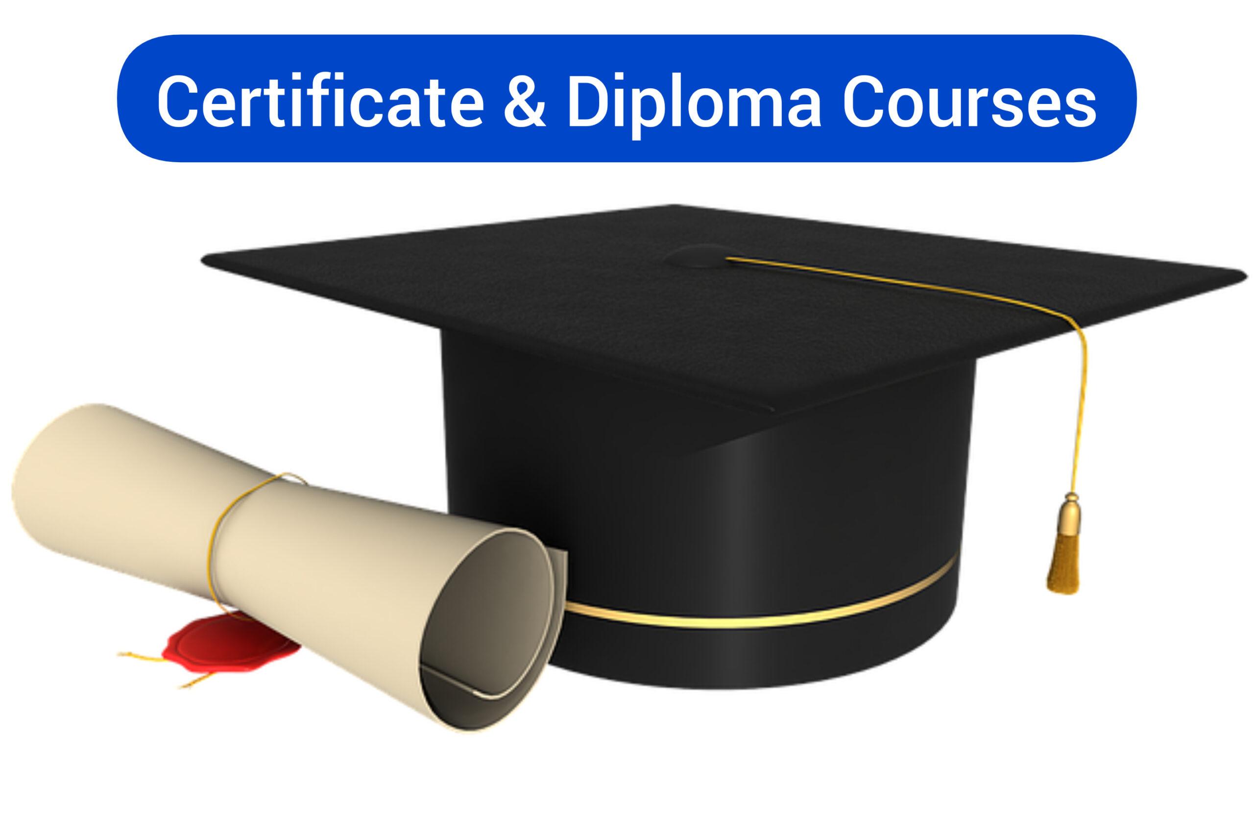 Certificate and Diploma Courses - kenyanmagazine.co.ke