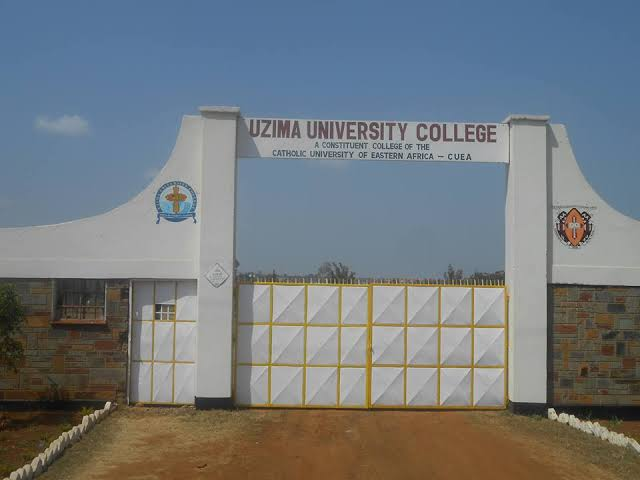 Uzima University College Student Portal Login