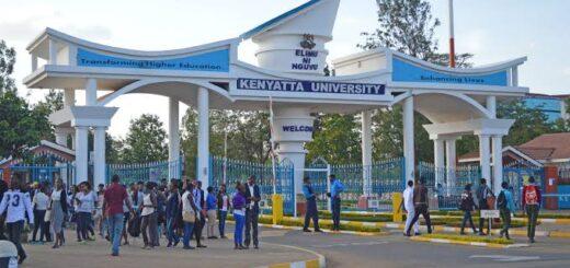 KU Courses: Kenyatta University courses