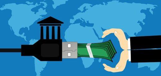 International money transfer platforms