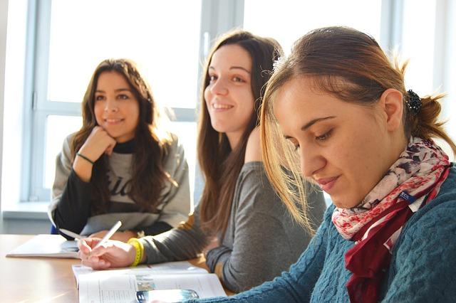 International students in Kenya