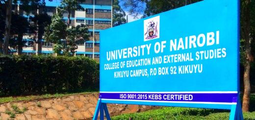 University of Nairobi College of Education and External Studies Kikuyu Campus