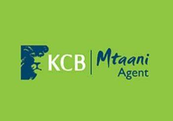 KCB Mtaani Agent Commission