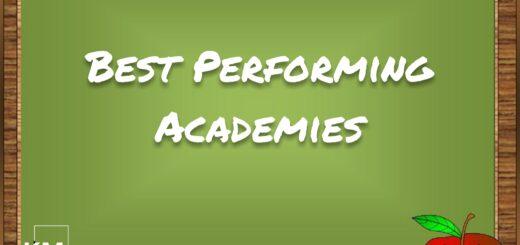 Best Performing Academies
