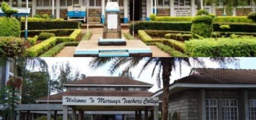 Teachers Training Colleges in Kenya