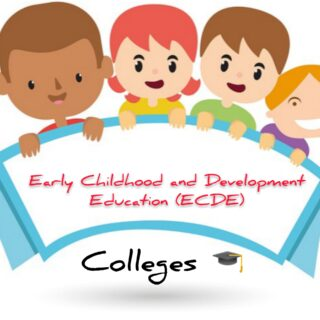 Early Childhood and Development Education (ECDE)