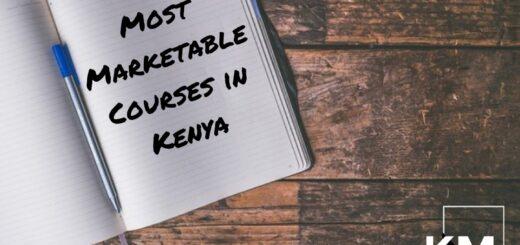 Marketable Courses in Kenya