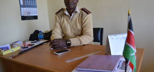 Kenyan Chief