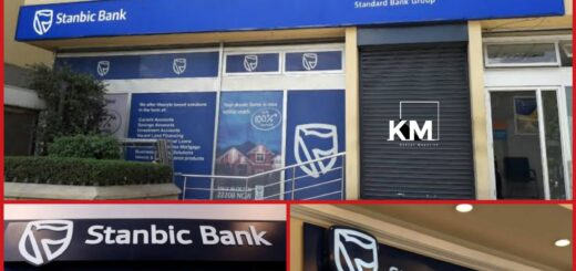 Stanbic Bank Kenya Branches and ATMs