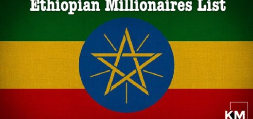 Ethiopian Millionaires List