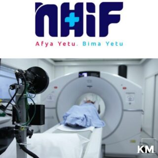 Radiology Services NHIF Hospitals