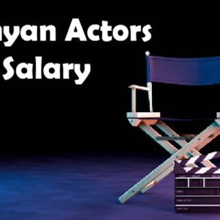 Kenyan Actors Salary