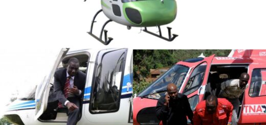 Helicopter Owners In Kenya