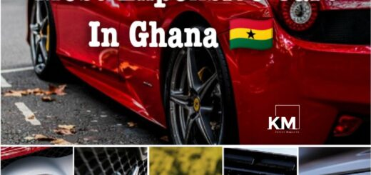Expensive Cars In Ghana