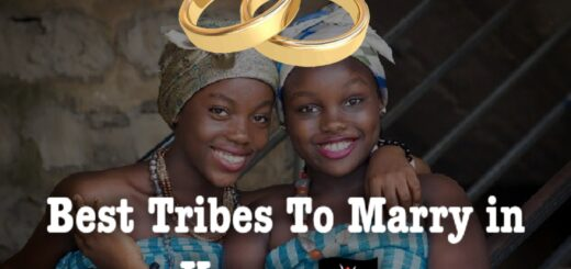 Best Tribes To Marry From In Kenya