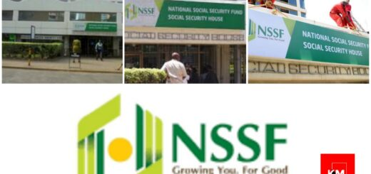 NSSF Branches