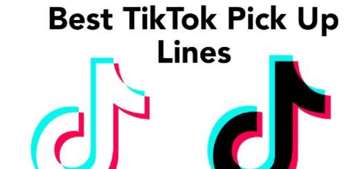 Best TikTok Pick Up Lines
