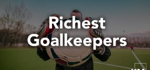 Richest Goalkeepers In The World