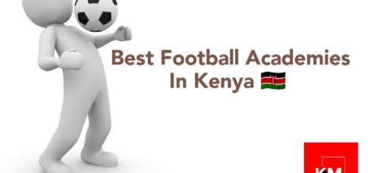 Football academies in Kenya