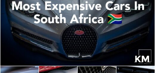 Expensive Cars In South Africa