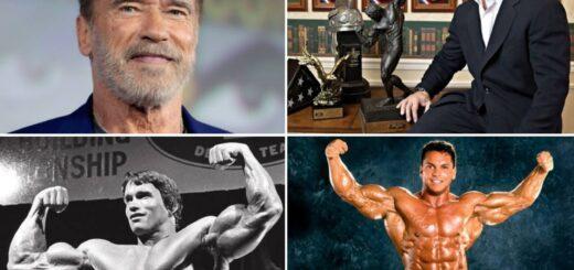 Richest Bodybuilders In USA