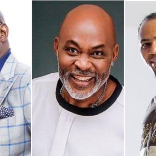 Richest Actors (nollywood) in Nigeria