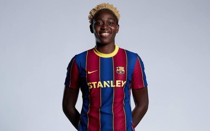 Richest Female Footballers In Nigeria